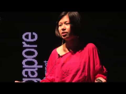 The courage to be: Cassie Lim at TEDxSingaporeWomen 2012