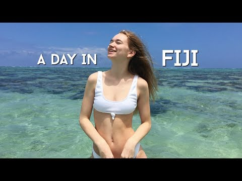 Day in my life in Fiji! Travel Diary