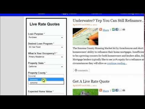 michigan home mortgage rates