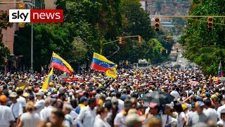 Maduro under threat as protests erupt in Venezuela