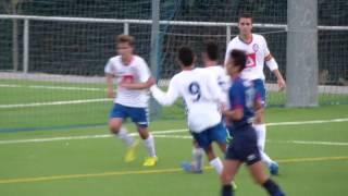 Resumen CF Rayo Majadahonda C - Mostoles URJC 2-0 JUV