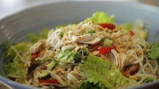Liesl's Vietnamese Noodle Salad