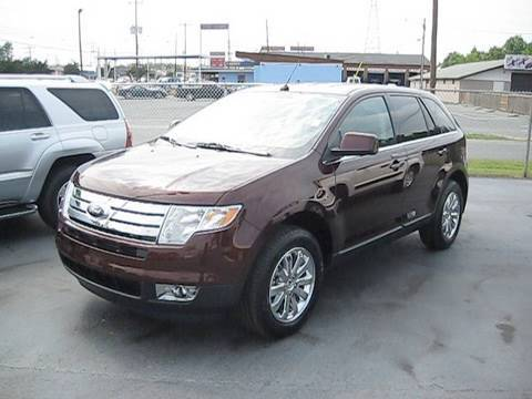 2009 Ford Edge Limited Start Up Engine And In Depth