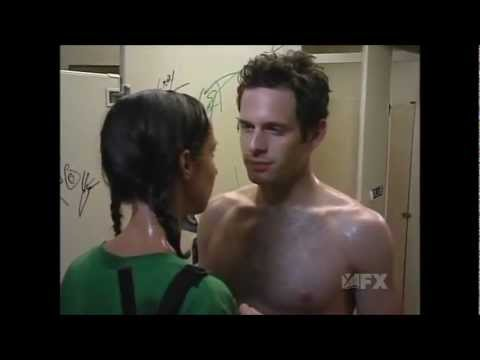 It's Always Sunny Dennis Hits on Margaret