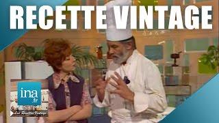 Recette : Cassolette de queues d'écrevisses de Jean Troisgros | Archive INA