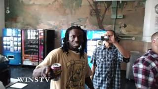 Back 2 Skool Shit Da Final Chapter @ Washington Irving High School 6/23/12