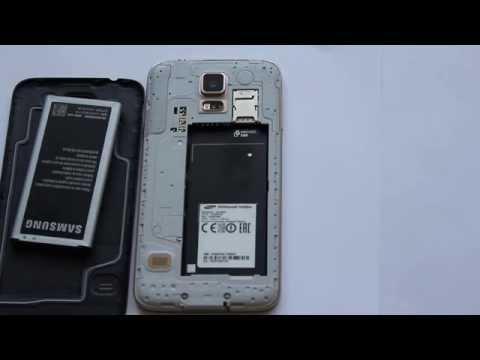 Как отличить подделку от оригинала | Samsung GALAXY S5