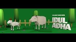 VIDEO KARTU UCAPAN  HARI RAYA IDUL ADHA 1438 H SILAKAN COPAS