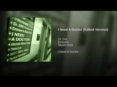 Dr Dre - I Need A Doctor Ft Eminem & Skylar Grey (Edited Version)