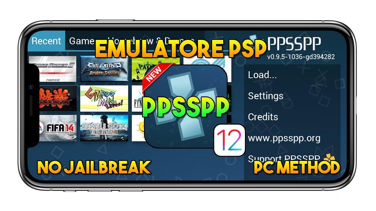 giochi ppsspp ios