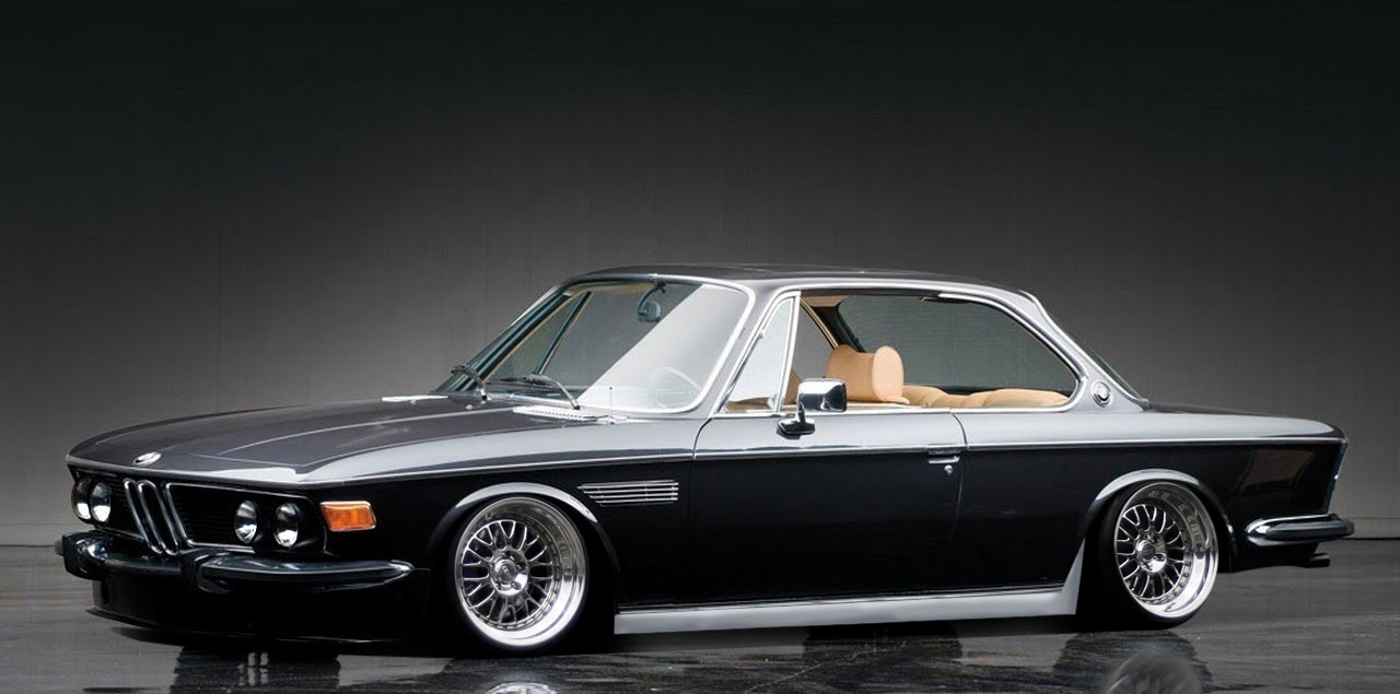 Virtual Tuning Bmw E9 3000 Csl 206 Youtube