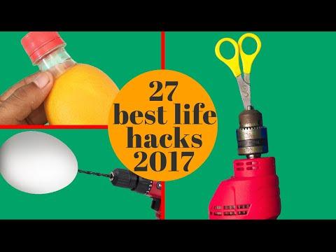 27 BEST LIFE HACKS 2017   DIY Craft Ideas