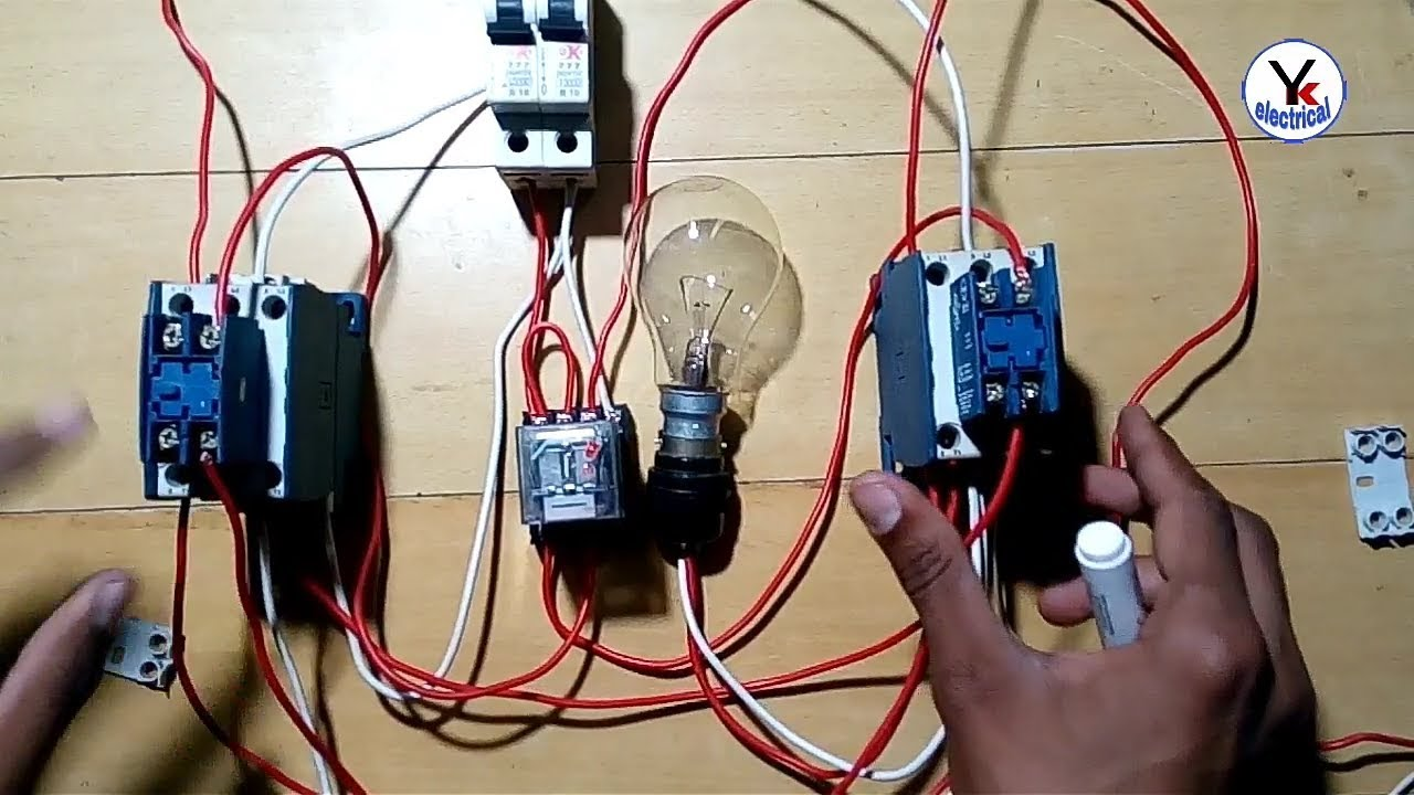 Changeover Wiring With Diagram