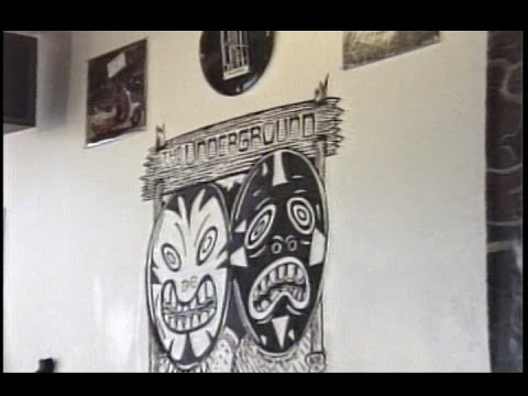 Art Expo 1988 at the Underground Record Store