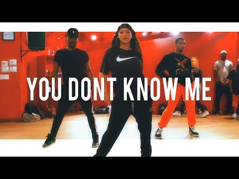 Star Cast - You Don't Know Me | Choreography With JR Taylor