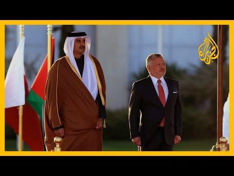 ???? ???? أمير قطر يبحث مع ملك الأردن تطوير العلاقات بين البلدين  - نشر قبل 33 دقيقة