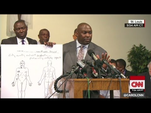 Attorney: Michael Brown didn't die in pain