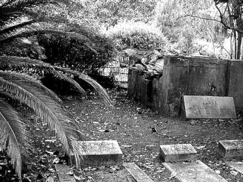 christ church tombs saint simons island georgia