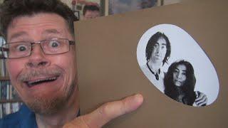 John Lennon and Yoko Ono: Two Virgins Vinyl Unboxing