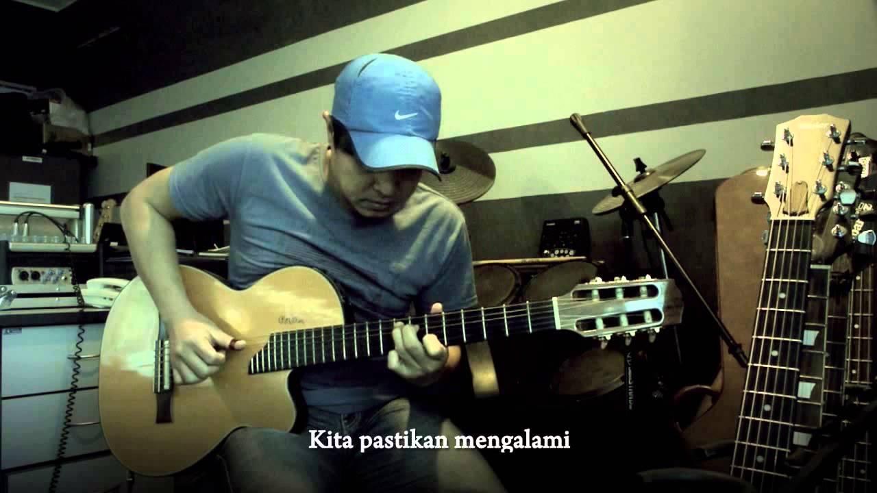 Bila Tiba (Ungu) - Fingerstyle - Instrumental Cover - Akustik Gitar - Gibson Chet Atkins Studio