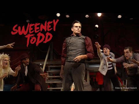 Critics are gushing about SWEENEY TODD
