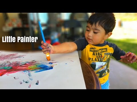 Little Painter - Bangla Video Blog