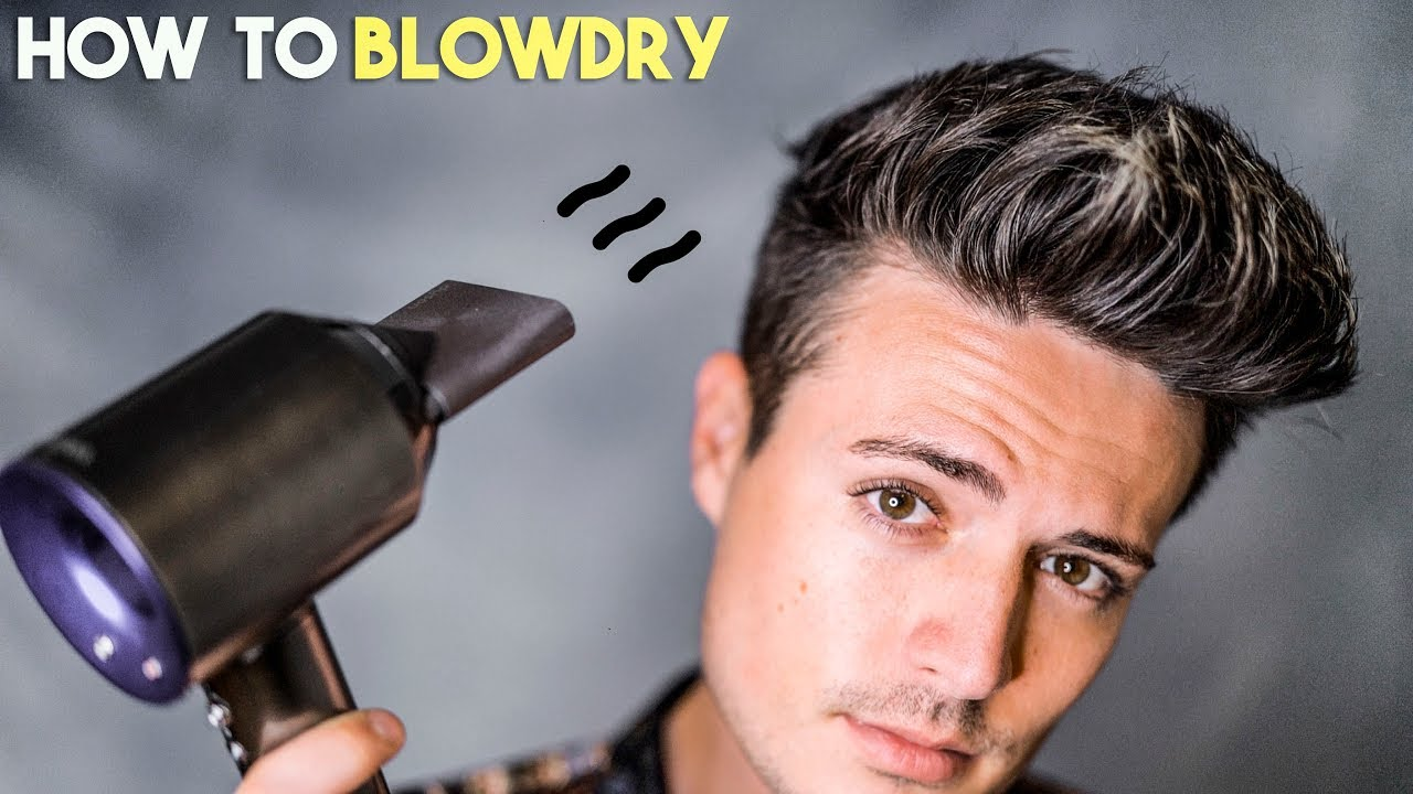 How To Use A Blow Dryer Hair Dryer For Maximum Hairstyle