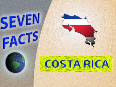 Some Unique Facts About Costa Rica