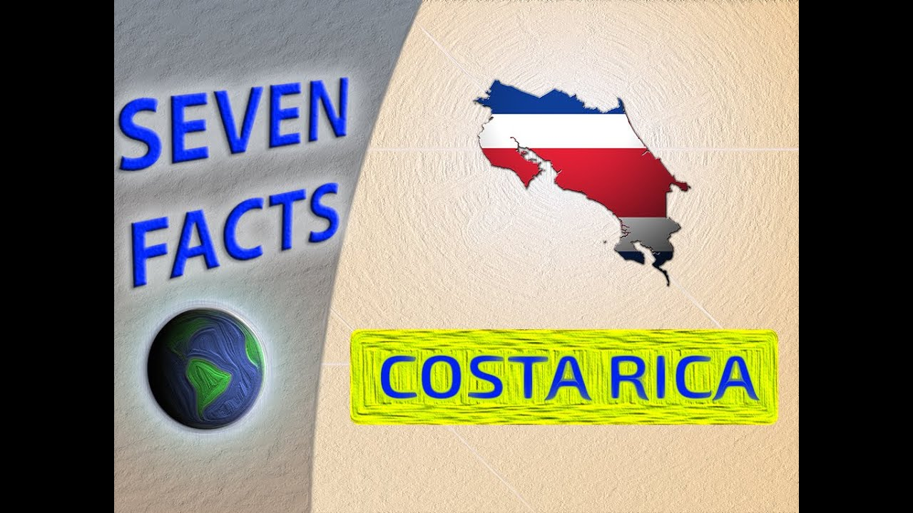 "facts about costa rica By tyler mccloskey when it comes to costa rica, you've probably heard about ""pura vida"" you probably know the country's biodiversity is off the charts, and maybe you even know that they got rid of their army long ago."