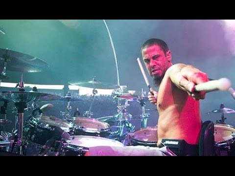 David Silveria on Drums