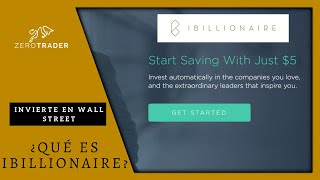 ¿Qué es iBillionaire?