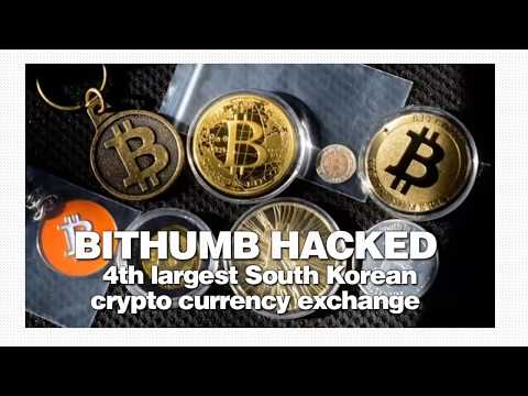 South Korean Crypto Exchange Bithumb Hacked