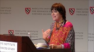 Eve Ensler: Introduction to In the Body of the World || Radcliffe Institute