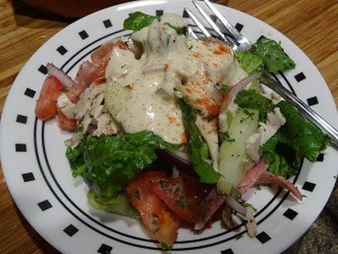 Super Salad: Nutritional help for High Blood Pressure