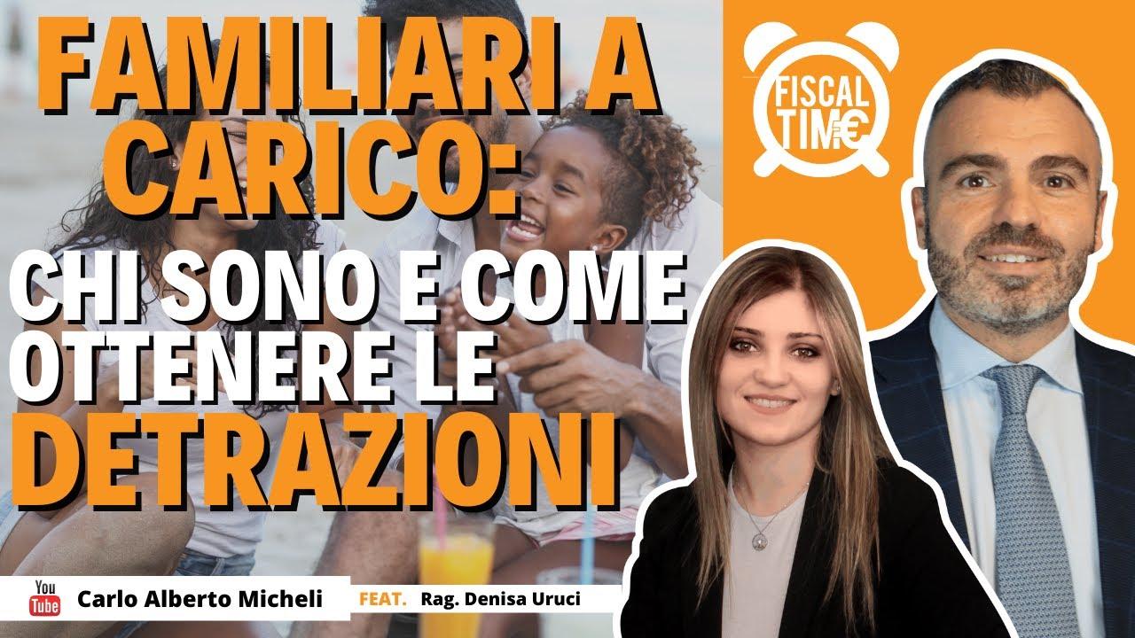Download Familiari a Carico: Chi Sono e Come Ottenere Le Detrazioni