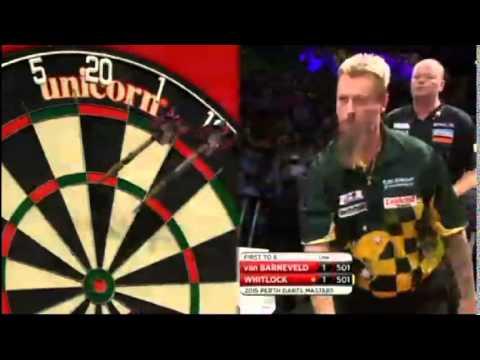 2015 Perth Darts Masters Round 1 van Barneveld vs Whitlock
