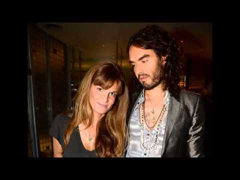 Russell Brand and Jemima Khan   Judge orders couple's former masseuse to stop harassing them