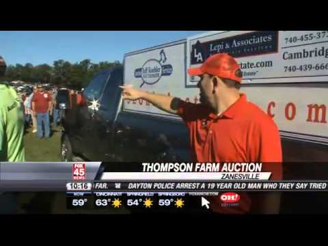 Items from Exotic Animal Owner Auctioned