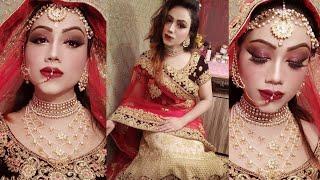 200 waterproof bridal reception makeup under 200 shaadi mubarak