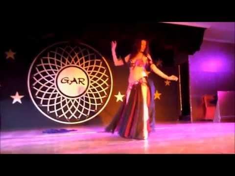 Bellydance Show in GAR, Istanbul, TURKEY.