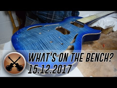 What's on the Bench? - 15/12/2017