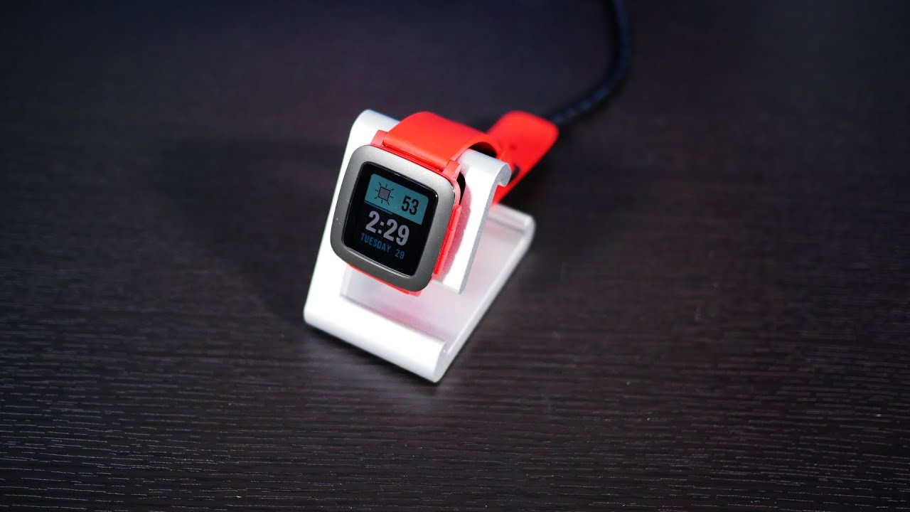 TimeDock for Pebble Video Reviews