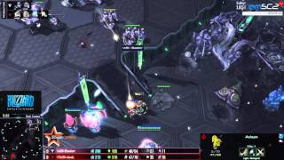 Dreamhack - TvP - Basior vs Jeal - bo3 - Starcraft 2 - Legacy of the Void