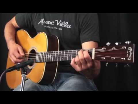 Martin OMJM John Mayer Special Edition Review - How does it sound?