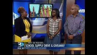 08.15.14:  PM Bounce #2 | Westside School Supply Drive & Giveaway