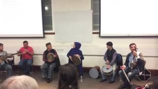 Azerbaijani Mugham music by Alim Qasimov at SOAS university in London on 12/07/2016