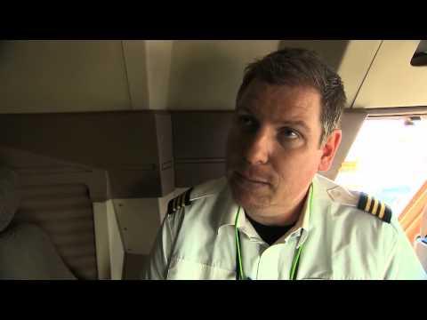 2014 Marcel van Geene, Loadmaster Cargo Air Freight of the new MINI