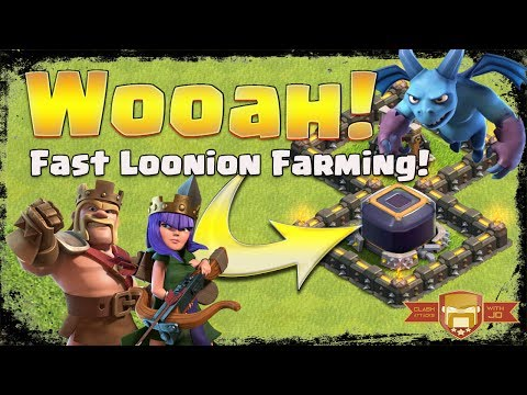 Best TH 10 Dark Elixir Farming Strategy | Max Heroes Fast! | Clash of Clans
