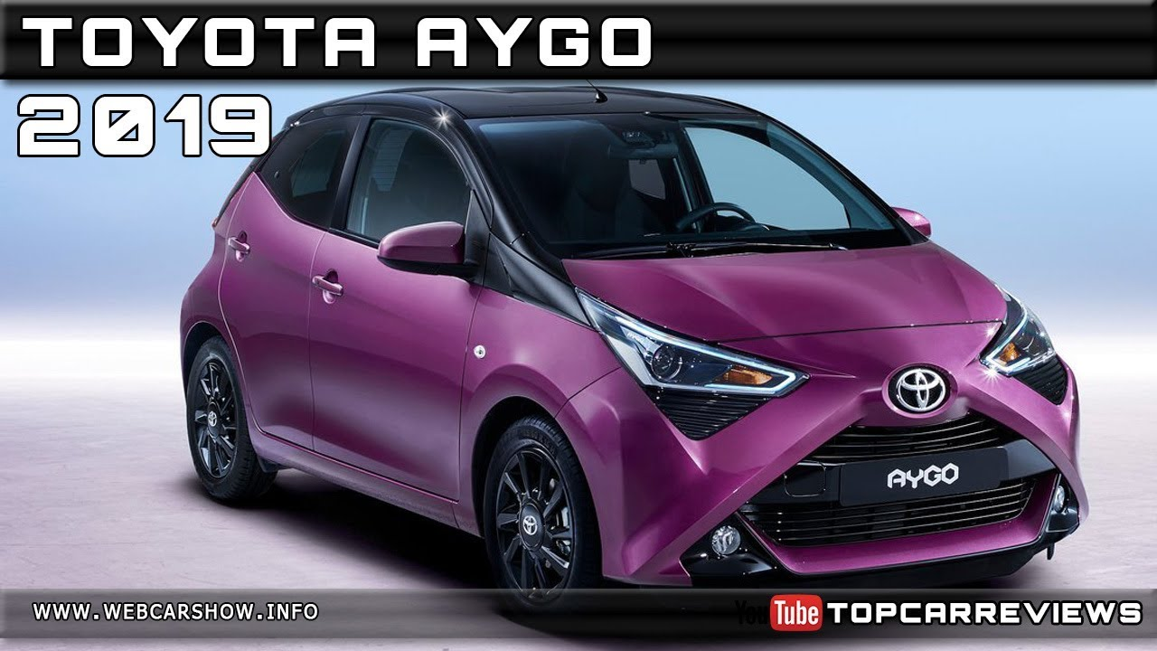 2019 toyota aygo review rendered price specs release date youtube. Black Bedroom Furniture Sets. Home Design Ideas