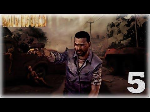 Смотреть прохождение игры The Walking Dead: Episode 2. Серия 5 - Голод.